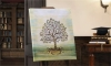 Giftcraft: The Signing Tree Canvas Wall Decor, Graduate thumbnail