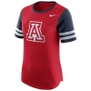 Nike: Arizona Wildcats Women's Modern Fan Red Tee