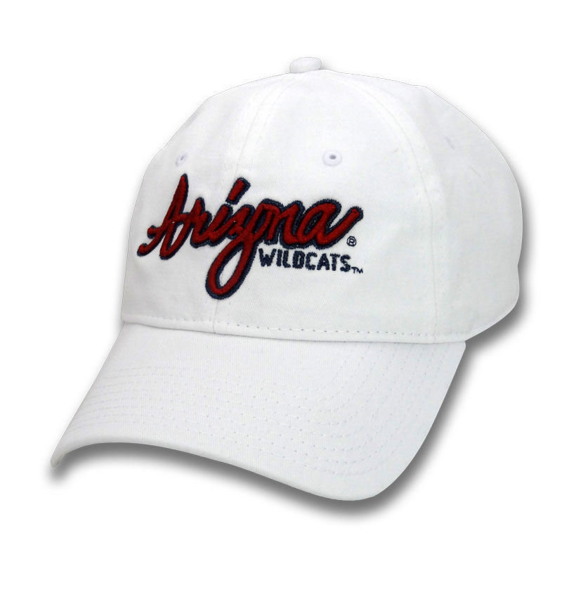 The Game: Arizona Wildcats Ladies The Crown White Cap