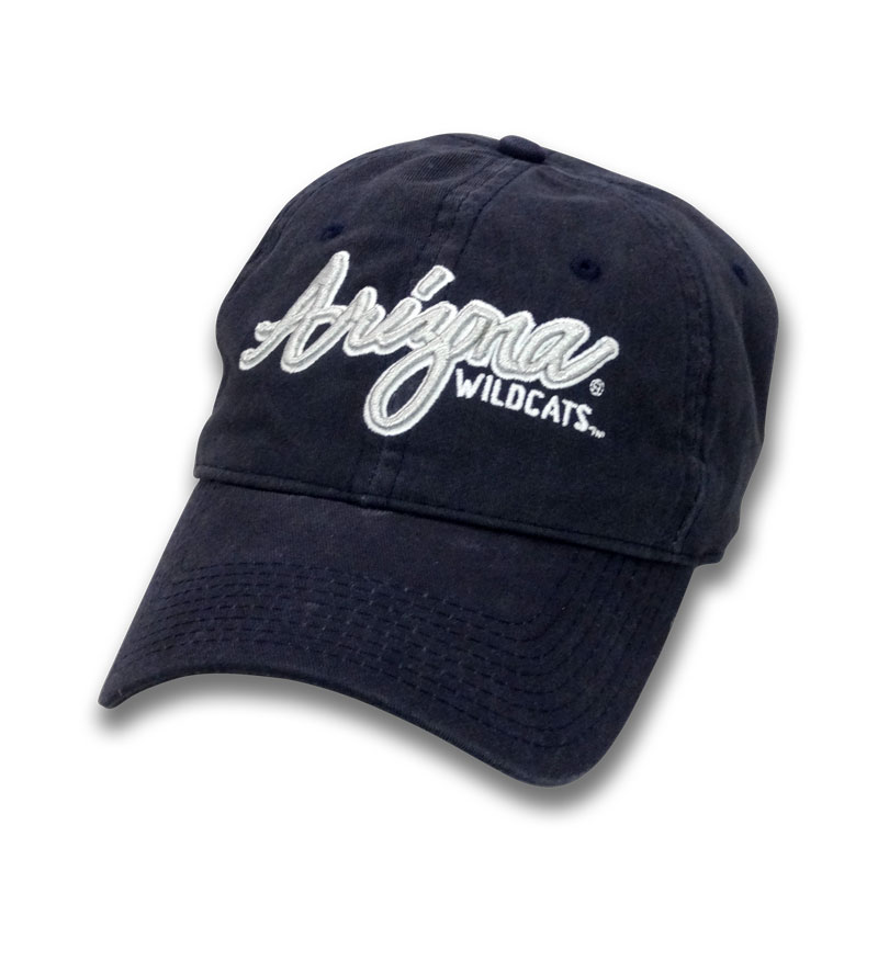 The Game: Arizona Wildcats Ladies The Crown Navy Cap