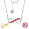 Arizona Infinity Necklace Sterling Silver thumbnail