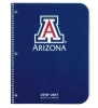 2016-2017 Arizona Wildcats Weekly Planner thumbnail
