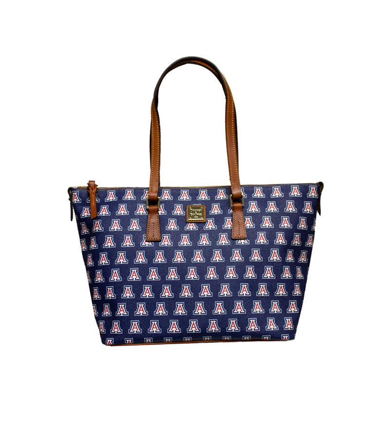 Doony & Bourke NCAA Arizona Zip Top Shopper