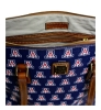 Doony & Bourke NCAA Arizona Zip Top Shopper thumbnail