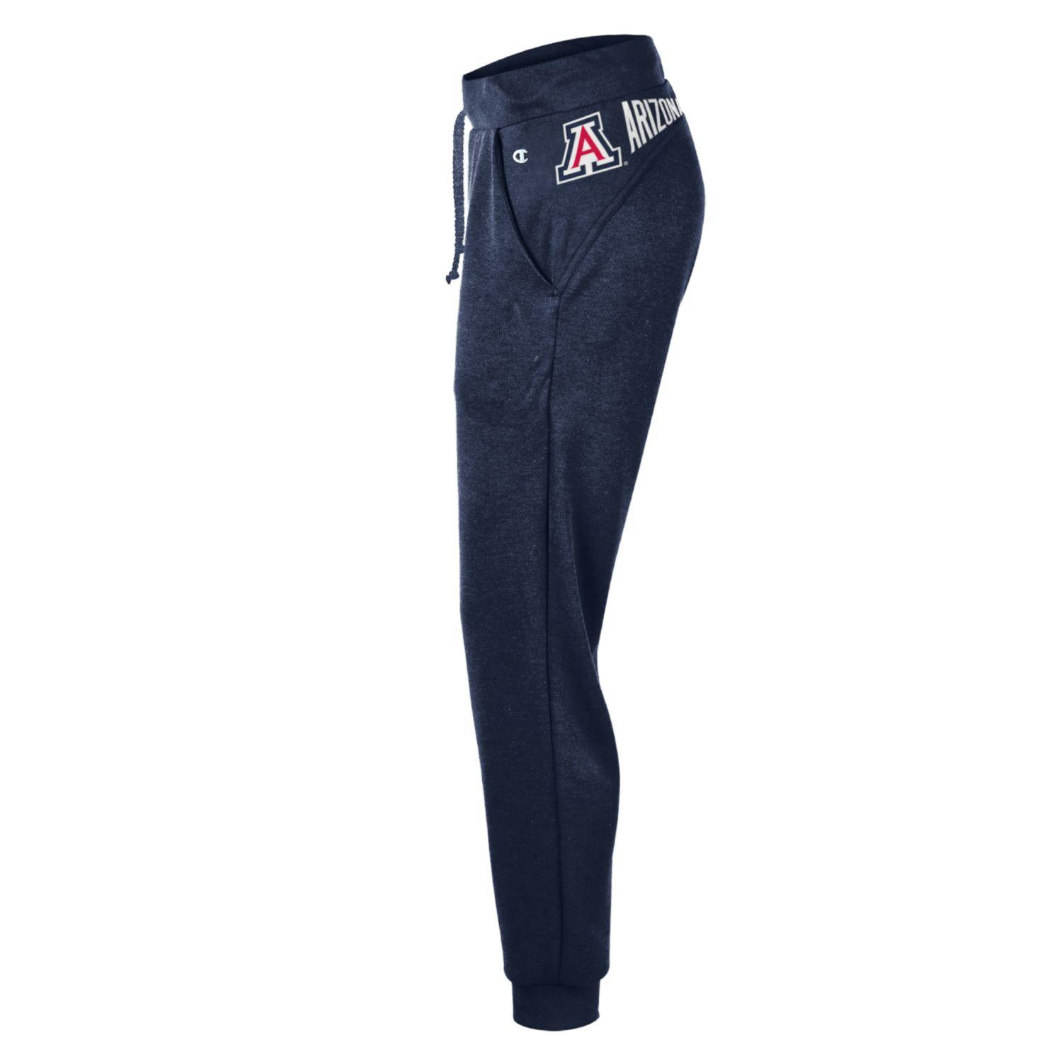 Champion: Arizona Women's Cool Down Navy Sweatpants