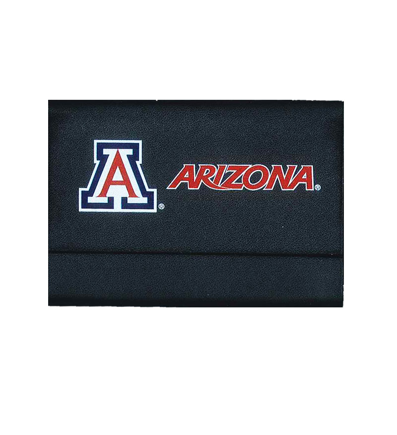 The Fanatic Group: Arizona Leather Business Card Case