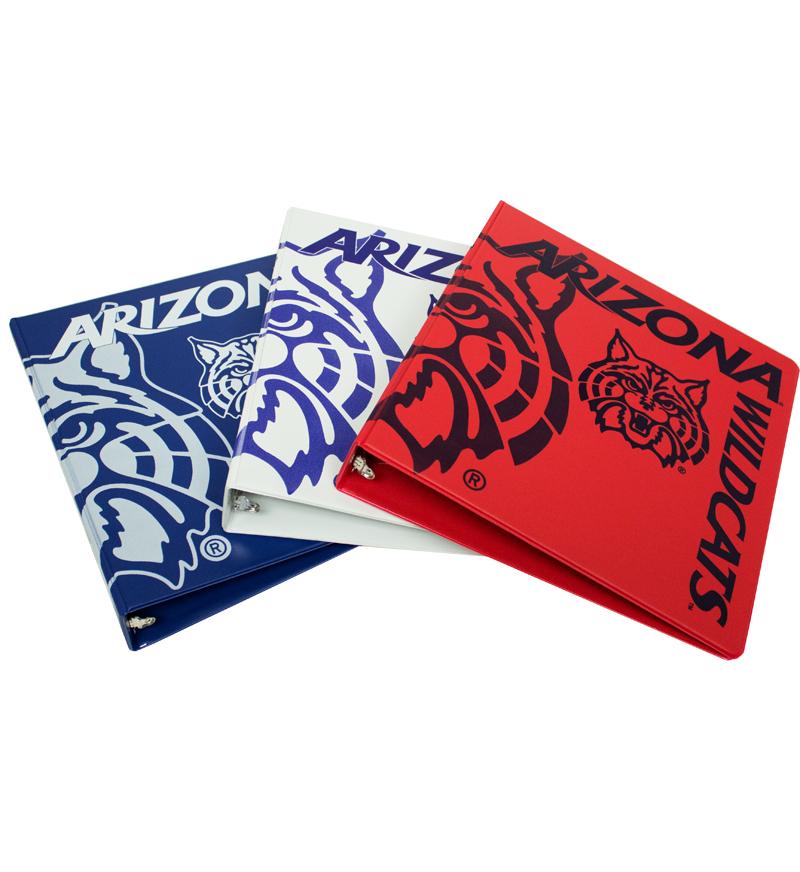 Binder: Big Wildcat 'ARIZONA WILDCATS'