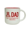 Coffee Mug: Arizona Dad Matte White Minolo Ceramic Mug thumbnail