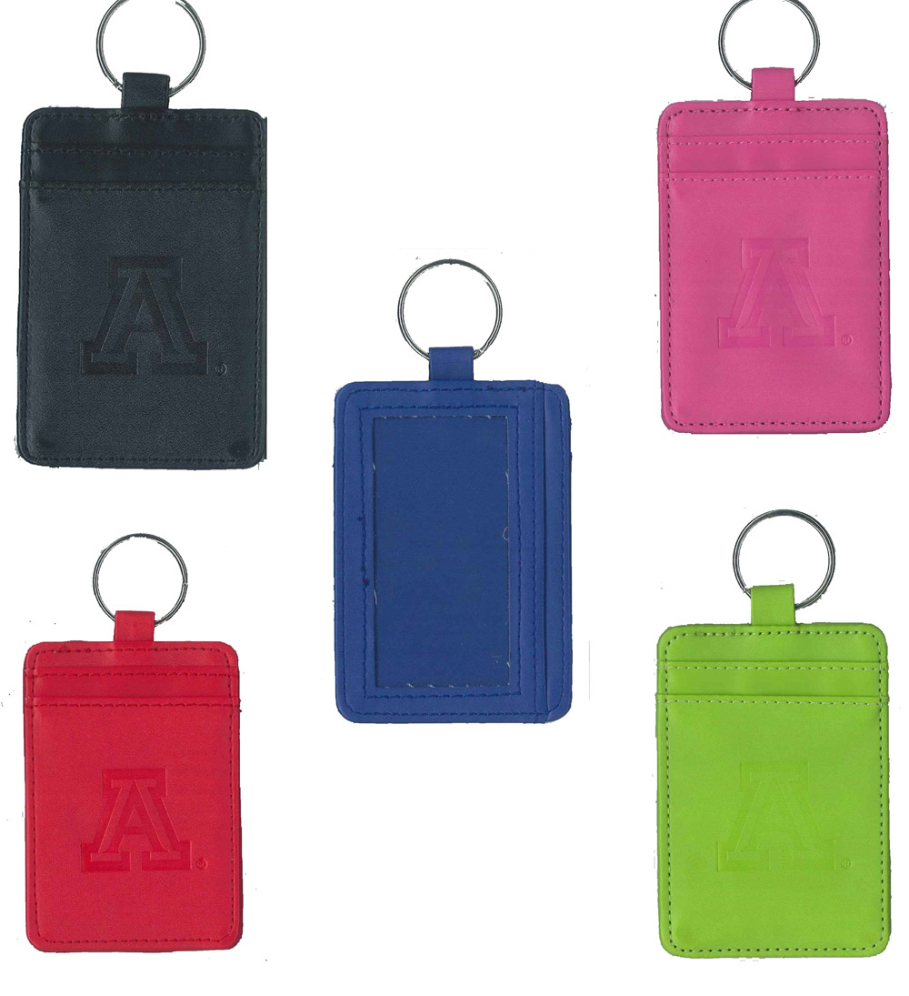 ID Holder: Arizona Embossed Leatherette by Neil Enterprises