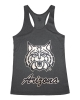 Badger Sport: Arizona B-Core Racerback Tank Carbon Heather thumbnail
