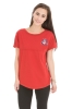 Venley: Arizona Callie Football Tee Red thumbnail