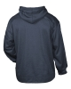 Badger Sport: Arizona Bear Down Pro Heather Fleece Hood Navy thumbnail