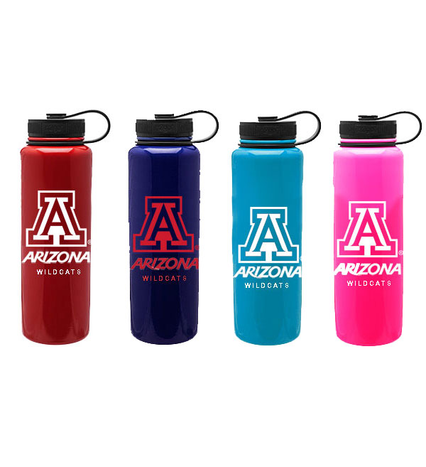 Arizona H2GO Nexus Wildcats Stainless Steel 40oz. Bottle