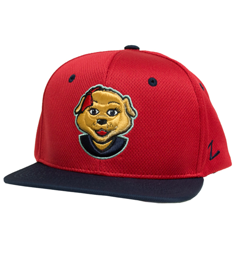 Zephyr: Arizona Youth Wilma Bambino Navy/Red Cap