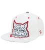 Zephyr: Arizona Menace White/Red Snapback Cap thumbnail