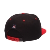 Zephyr: Arizona Wildcat Scratch Snapback Navy/Red Cap thumbnail