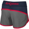 Colosseum: Arizona Grey Straddle Performance Shorts thumbnail