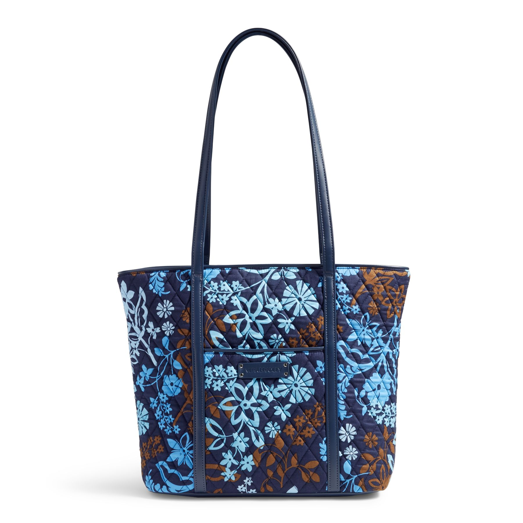 Java Floral Small Trimmed Vera Tote