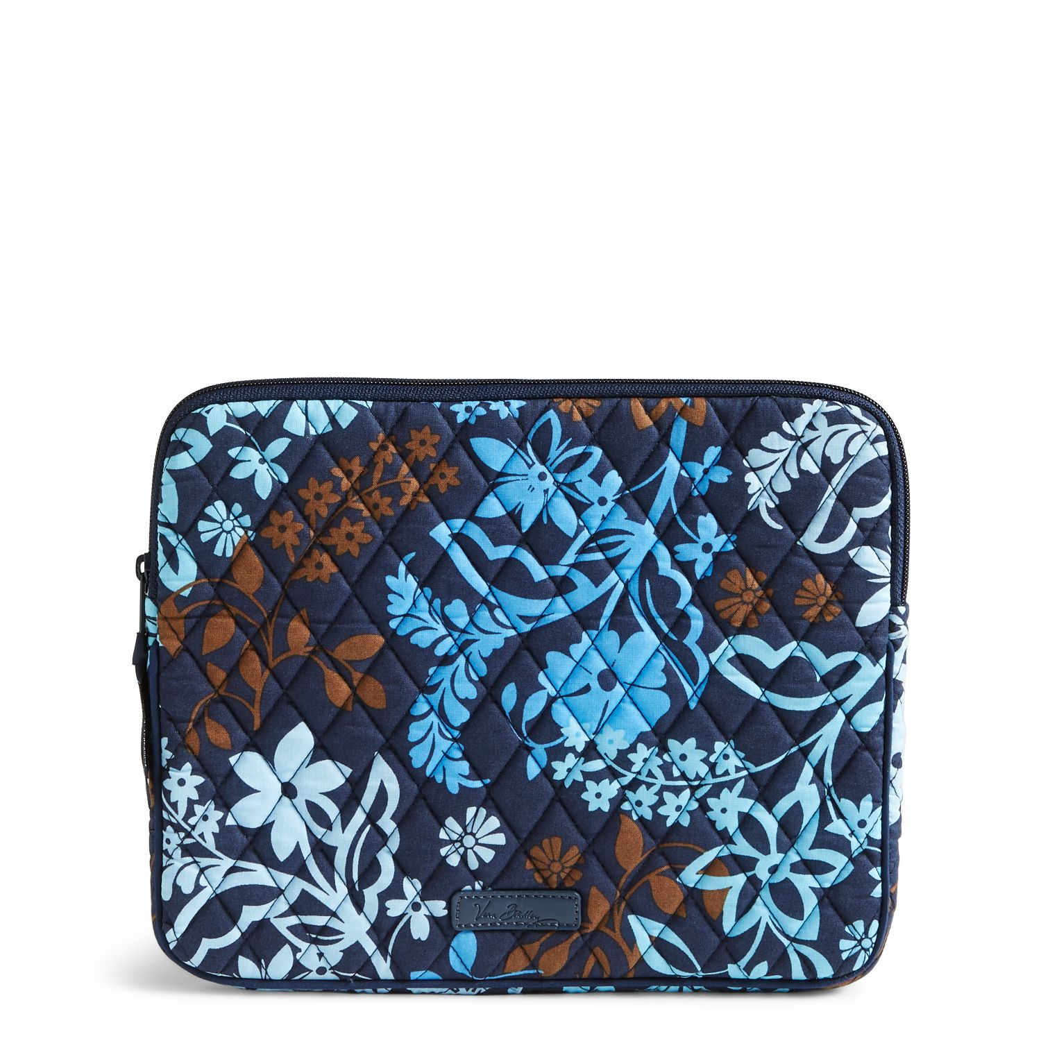 Java Floral Tablet Sleeve