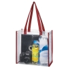Arizona Zona Zoo Clear Square Red Stadium Tote thumbnail