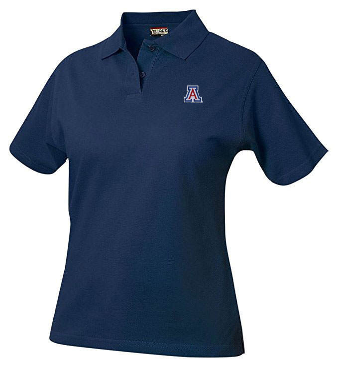 Cutter & Buck: Arizona Ladies' Marion Polo Navy