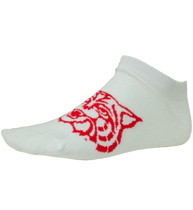Socks: White/ Red Arizona Wildcat
