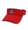The Game: Arizona Game Changer Red Visor thumbnail