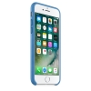 Apple iPhone 7 Leather Case - Sea Blue thumbnail