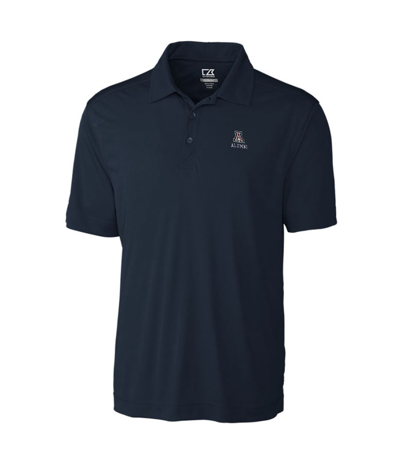 Cutter & Buck: Arizona Alumni Men's DryTec Northgate Polo NV
