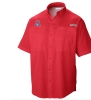 Columbia: Arizona Men's PFG Tamiami™ Shirt Red thumbnail