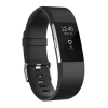 Fitbit Charge 2 Heart Rate + Fitness Wristband Black thumbnail