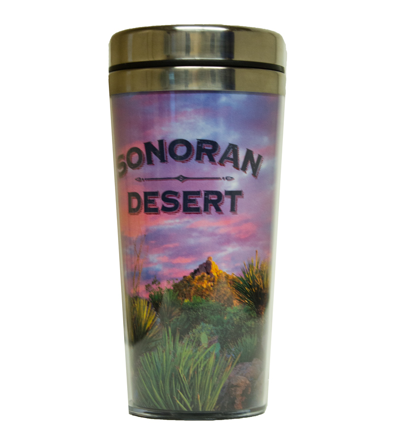 Impact Photographic's: Sonoran Desert Travel Mug