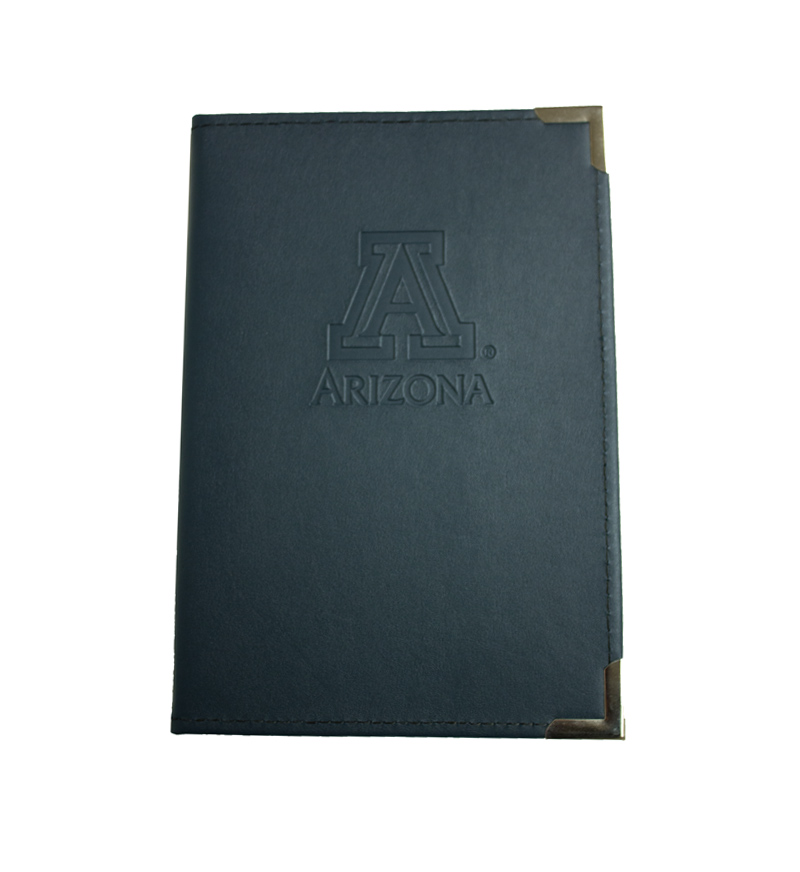 Samsill:Arizona Block 'A' Small Navy Padfolio