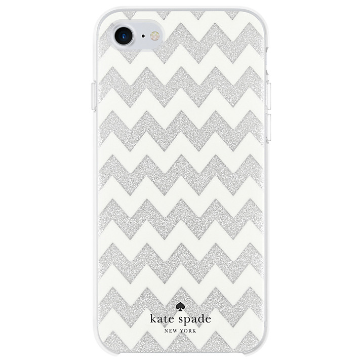 Kate Spade: Chevron Pattern Hard Case for iPhone 7