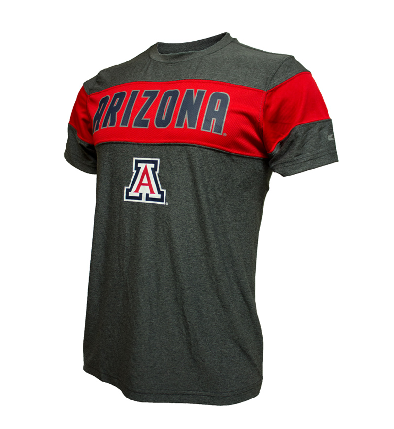 Colosseum: Arizona Newman Featherweight Youth Tee Charcoal