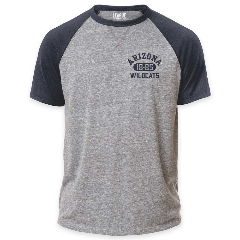 League 91: Arizona Victory Falls Short Sleeve Baseball Tee