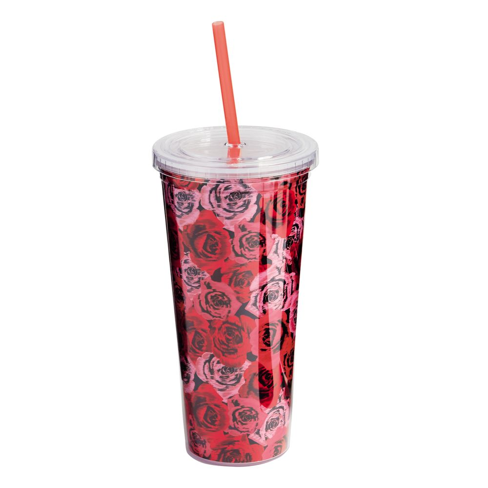 Havana Hothouse Travel Tumbler by Vera Bradley