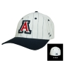 Zephyr: Arizona Pinstriped Baseball Stretch Fit Cap thumbnail