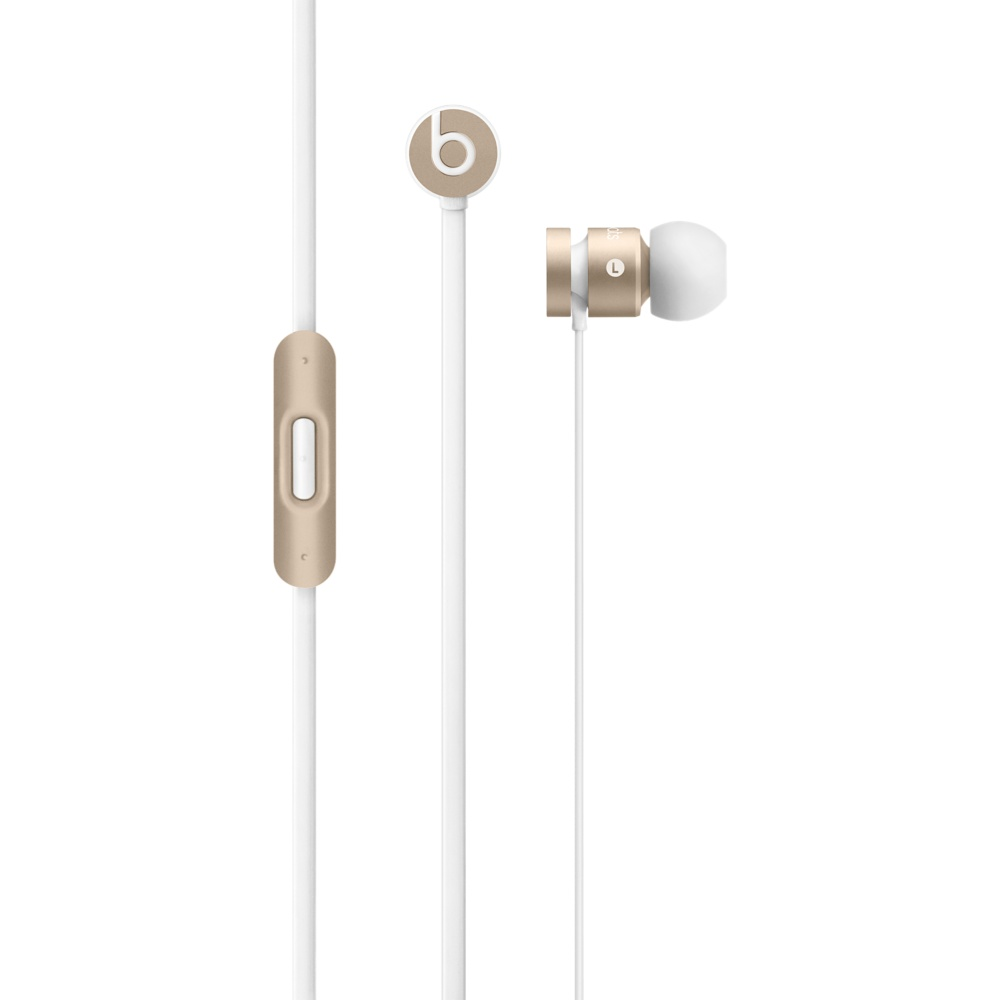 Beats urBeats Earphones - Gold