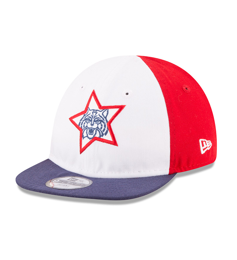 New Era: Arizona Infant Mascot Star 9Forty Cap