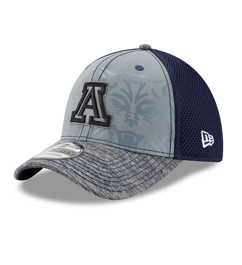 New Era: Arizona Wildcats 39THIRTY Shadow Reflect Neo Flex