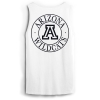 League 91: Arizona Wildcats Est. 1885 Washed Pocket Tank Top thumbnail