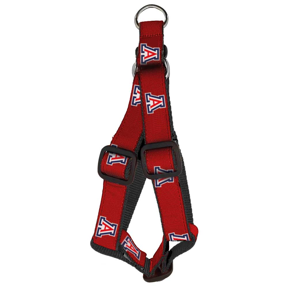 University of Arizona Wildcats Dog Step-In Harness: Small