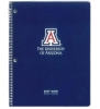 2017-2018 Arizona Wildcats Weekly Student Academic Planner thumbnail