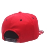 Zephyr: Arizona Wildcats Makai Snapback Hat-Red thumbnail