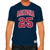 Retro Brand: Arizona Wildcats Steve Kerr Name+Number Tee thumbnail