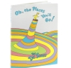 Dr. Seuss's Oh, The Places You'll Go! Book thumbnail