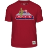 Image for Retro Brand: Arizona Wildcats Cactus Logo Red T-Shirt