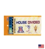 Cover Image for Stockdale: Arizona Football House Divided License Frame