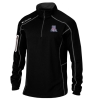 Cover Image for Columbia: Arizona Men's Shotgun Golf Navy 1/4 Zip